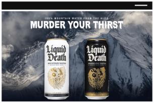 Вода Liquid Death: про коммодити, JTBD и эмоции